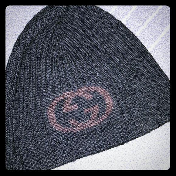 Gucci Other - 1hour sale Gucci Beanie Wool Hat Unisex Men Women 1e0db98c2d